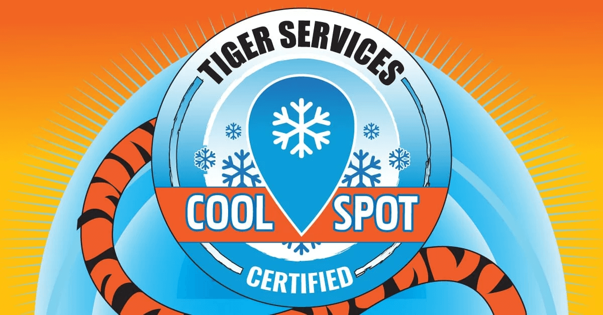 Tiger Services Cool Spot Certified